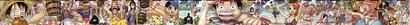 ワンピース 背表紙つながる超ロングイラスト01〜33号